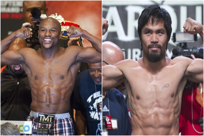 Pacquiao vs Mayweather Fight Might Earn Both Fighters $50 Million