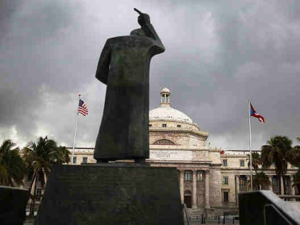 Puerto Rico Teeters On Edge Of Massive Default