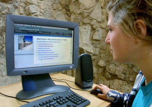 Interactive Museum on Jewish History
