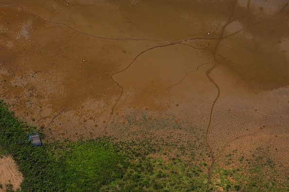 Sao Paulo Region Suffers From Extreme Drought