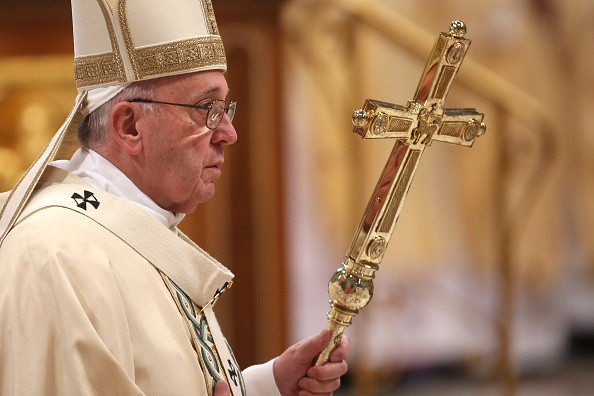 Epiphany Is Celebreted At Vatican