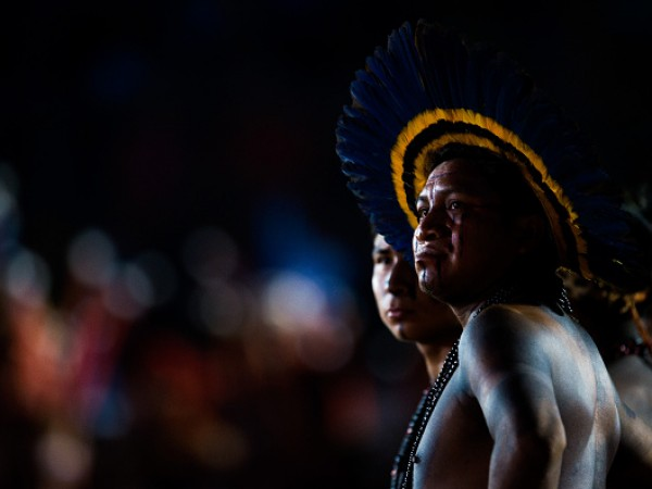 I World Indigenous Games Brazil 2015