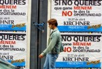 Argentina Presidential Race Goes To The Wire