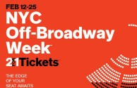 Semana NYC Off'Broadway: Feb 12-25