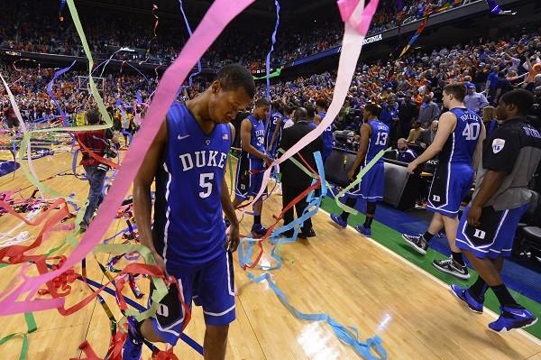 Duke loses ACC Tourney